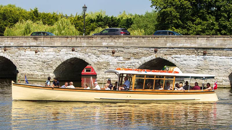 River Cruises in Stratford-upon-Avon
